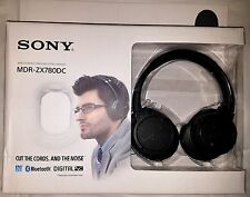 NEW SONY MDR-ZX780DC Bluetooth Noise Canceling Wireless Headphones