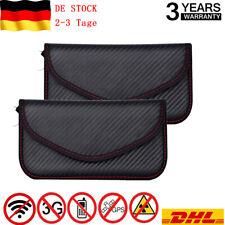 Handy Keyless Go Schutz RFID Blocker Strahlenschutz Autoschlüssel Schutzhülle