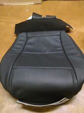 Acura MDX Driver Seat Cushion Only in Leather Ebony Black