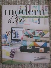 Modern Bee : 13 Quilts to Make with Friends by Lindsay Conner (2013, Paperback)