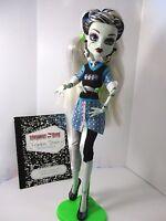 Monster high  Frankenstein Doll & original dolls costume