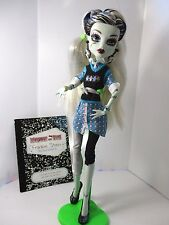 Monster high  Frankenstein Doll & original dolls costume