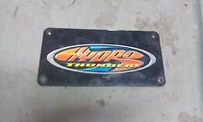 hydro thunder arcade chair/seat graphic parts#3