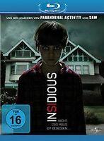Insidious [Blu-ray] von Wan, James   DVD   Zustand sehr gut
