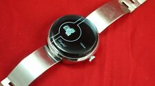Rare Vintage YEMA Jump Hour Digital Hand Winding Mechanical 17J French Watch
