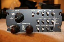 Avtech Audio Selector Panel Model 5646-1