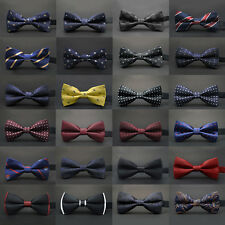 23 Classic Fashion Novelty Mens Adjustable Tuxedo Bowtie Wedding Bow Tie Necktie