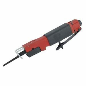 Air Reciprocating Body Saw Pneumatic Cutting Off Tool High Speed + 2 Blades