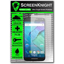 Screenknight Motorola Moto X Estilo Frontal Protector De Pantalla Invisible Shield
