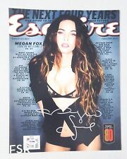 Megan Fox Signed 11x14 Photo AUTO Autographed COA  PSA/DNA Sticker ONLY