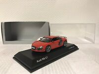 Audi R8 GT 1:43 Sondermodell 1/999 Modellauto Modelcar Geschenk Scale Rarität