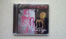 DOLL FACTORY  -  GOLD DIGGER - ELECTRO POP EP - New and Sealed .