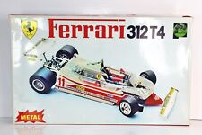 Vintage Protar Kit 1/12 Scale Ferrari 312 T4 Mod: 162M Rare kit Metal parts