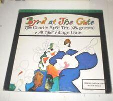 THE CHARLIE BYRD TRIO - BYRD AT THE GATE - ORIG LP 1982 MFSL PROMO MADE IN JAPAN