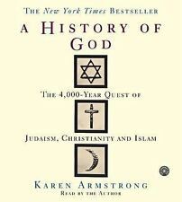 A HISTORY OF GOD - NEW CD/SPOKEN WORD AUDIO BOOK
