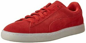 Puma Men's Suede Classic Colored Lace Up Fashion Sneakers, 2 Colors
