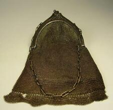 Antike Seltene Damenhandtasche Theatertasche um 1900
