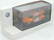 New Spark 1:43 VW Scirocco R-Cup Touring Car Resin Mk3 MKIII n R GT TSi TDi 2