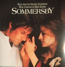 Sommersby Movie Soundtrack (CD) Danny Elfman Richard Gere Jodie Foster 1993