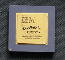 Socket 7 CPU - IBM 6x86L PR150+ - TESTED
