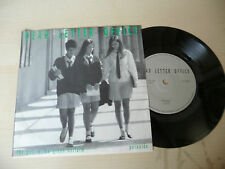 "DEAD LETTER OFFICE""THE GIRL IN THE GREEN- disco 45 giri PHONO It 1993""PERFETTO"