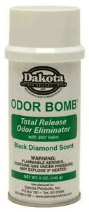Dakota Odour Bomb - Car Air Freshener, Odor Eliminator - Black Diamond - Best