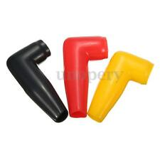 Electric Guard Winch Motor Cable Terminal Boot Rubber Cover Black/Yellow/Red New