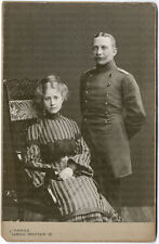 Heinrich von Kummer, preußischer Generalmajor, Orig.-Kabinett-Photo von 1902