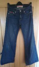 Lee Cooper Stonewash Flare Jeans (Size 8)