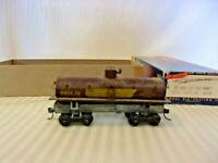 HO Scale Roundhouse 26' Old Time Tank Car, Battle Mountain Liquid Gold Company