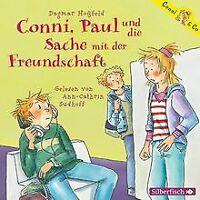 Conni, Paul und die Sache mit der Freundschaft: 2 CDs vo...   Buch   Zustand gut