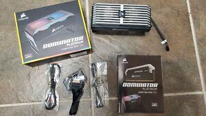 Corsair Dominator Platinum Airflow RGB LED Memory Fan Cooling CMDAF2