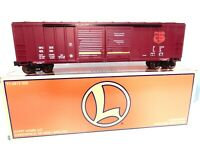 Lionel 17231 Wisconsin Central Double Door Boxcar with Auto Frames-Mint wth box!