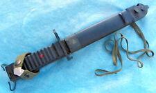 New ListingGms German Manufactured Colt Kcb77 Bayonet & Scabbard