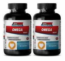 Alaska Fish Oil - Omega-3-6-9 8060 3000mg - Increases Metabolic Rate 2B