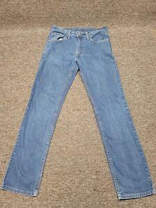 Levis 531 Men's Blue Jeans Size 32x34 Medium Wash