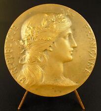 Médaille Régates de Dinard profil de Marianne République Française medal