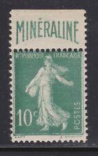 """N°188A neuf */**, """"Minéraline"""", signé Roumet, gomme d'origine, TTB !!!"""