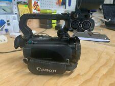 Canon XA10 64 GB Camcorder -  Black