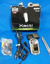 Sanyo XACTI VPC-CS1 Video Camera