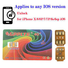 Iphone Unlock Sim Turbo Card For iPhone 11,12 Pro Max, Se Unlocking Lte Ios 13.6