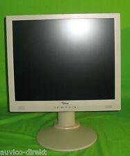 """Fujitsu Siemens a19-2a monitor TFT 19"""" (48cm) VGA DVI B 1 punto de polvo"""