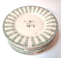 "Set of 8 Pfaltzgraff Portfolio NATUREWOOD 8"" Salad Dessert Accent Plates"