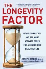 The Longevity Factor : How Resveratrol and Red Wine Activate Genes  Longer Life