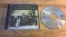 CD Jazz International Chicago-Jazz Orchestra - That's A Plenty (16 Song) JHM REC