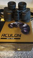 Fernglas Nikon A211  7x35 beste Erhaltung in OVP und Tasche