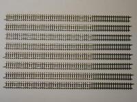 Märklin miniclub 8505 ger. Gleis 220mm TOP 8 Stück (35178)