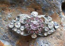 Brooch- A/F Art Deco Diamante