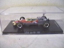 AUTO LOTUS TYPE 49B 1968 DIE CAST 1:43 ( A38R )