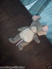 MARY MEYER PLUSH DOLL FIGURE BEANBAG SNIFFY YANKEE CANDLE MASCOT MOUSE TOY
